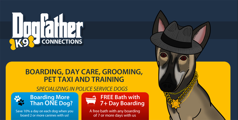 Dogfather K9 Connections