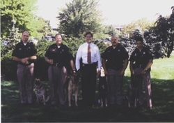 Visit Oakland County K-9 page