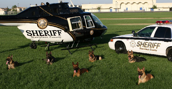 Many thanks to Dennis Lines for a donation protecting the Stanislaus County Sheriff K9 Unit